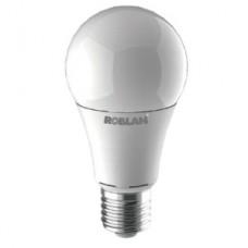 BOMBILLA LED ROBLAN E27 BLANCO FRIO 3000K ESTANDAR