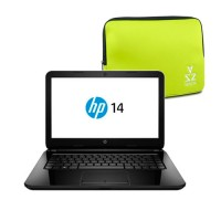 "Portátil HP 14-R203NS 14"" Intel C. N2840 2GB 500GB W8.1"